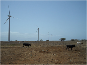 Cabo Verde Wind Power