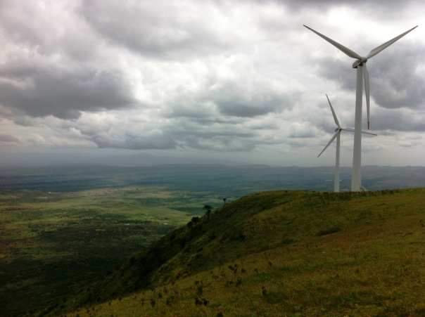 Wind Power in Nairobi